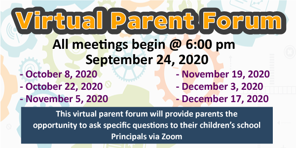 Virtual Parent Forum