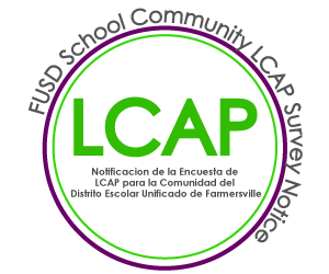 FUSD Community LCAP Survey Notice