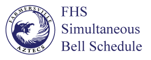 FHS Simultaneous Schedule - Hybrid/Distance Learning & Intervention (School Re-opening Update)