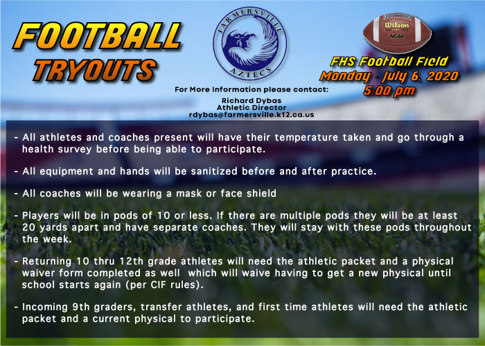 FHS Football Tryouts jpeg image